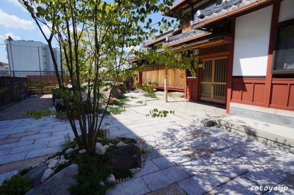 和風庭園と長くつきあうために(栗東市)