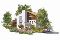 プライベートガーデンを効果的に彩る庭木の選び方