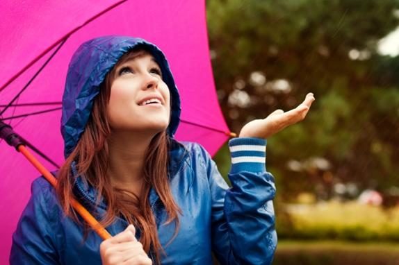 雨の日が楽しくなる