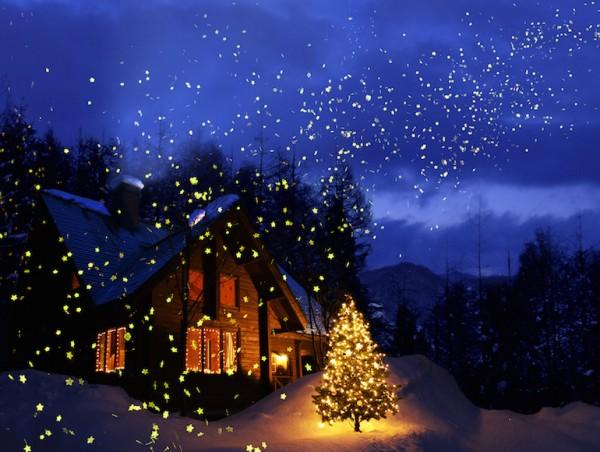 夜に輝く光のエクステリアのすすめ