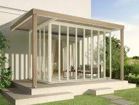 気候に合わせたテラス屋根の選び方