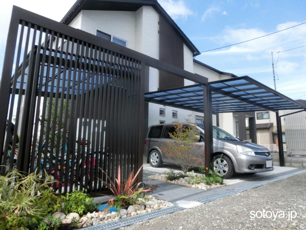 大阪で外構工事をする方必見!フェンスの種類を徹底解説!