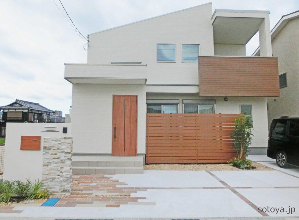 大阪の外構工事業者が徹底解説!目隠しフェンスの最適な高さって?