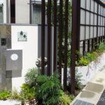 大阪で外構工事を考えている方必見!門柱とはなにかをご説明します!