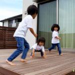 耐久性の高いウリン木材(東近江市)