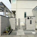 大阪で外構工事をお考えの方必見!人気の門扉を紹介!