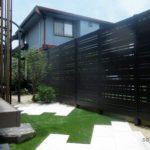 生活を楽しむ庭へ(守山市)