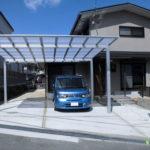 大阪で外構工事!駐車場を作る際に必要な広さは?